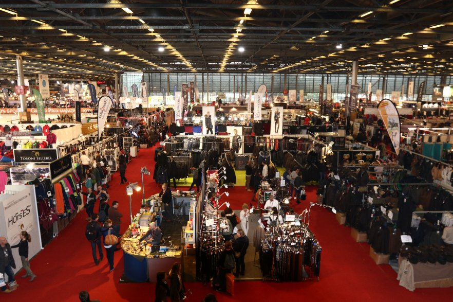 Salons news salon 2015 salon du cheval de paris for Salons de paris