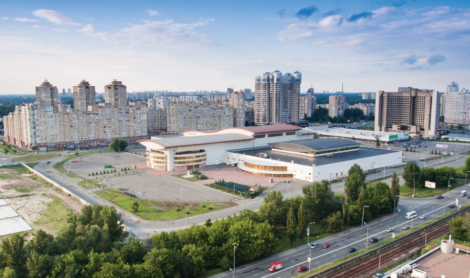 Kiev Expo Plaza Exhibition Center