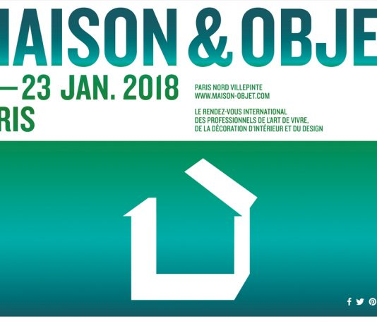 Salon MAISON&OBJET PARIS Janvier 2018
