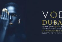 VOD Dubai International Jewellery Show 2017