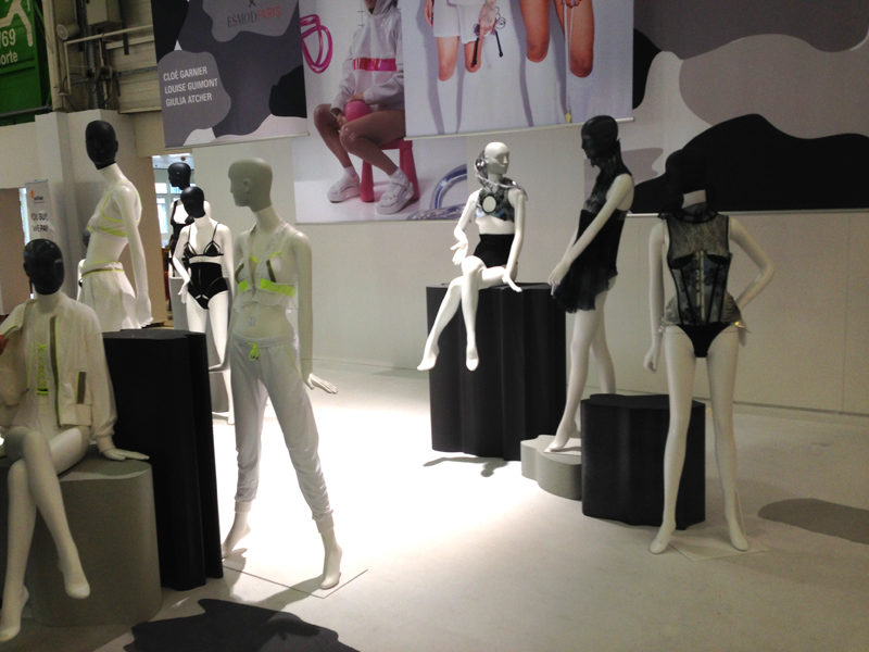 Salons news avantex paris la fusion entre la mode et for Salon mode paris